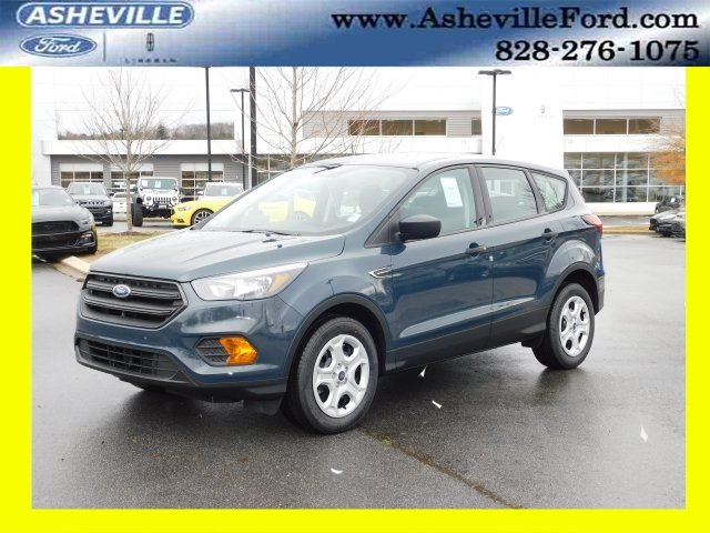2019 Baltic Sea Green Metallic Ford Escape S 2.5L iVCT Engine Automatic 4 Door