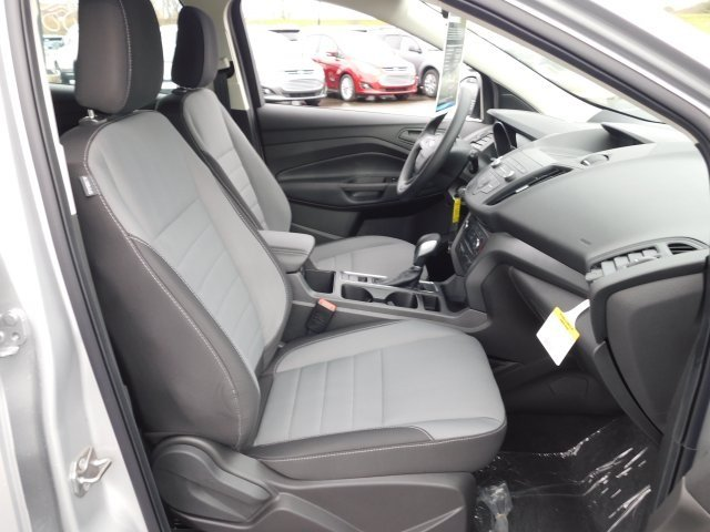 2019 Ingot Silver Metallic Ford Escape S SUV FWD 4 Door Automatic