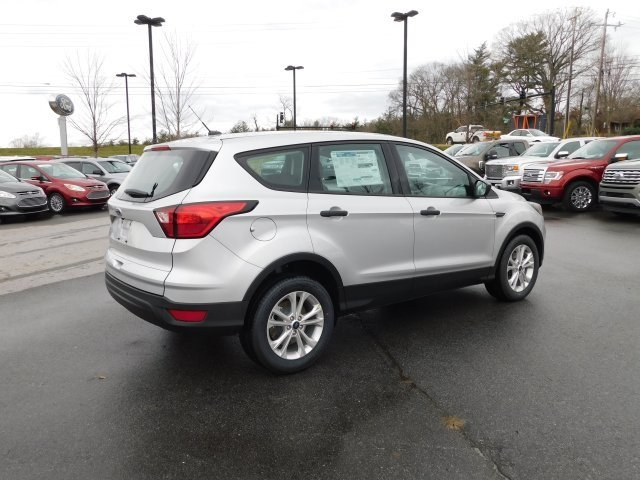 2019 Ford Escape S 2.5L iVCT Engine 4 Door Automatic
