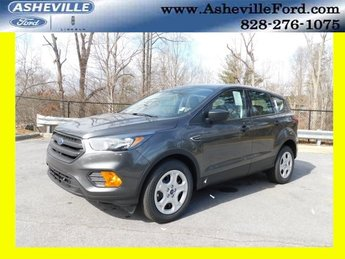 2019 Ford Escape S Automatic 4 Door 2.5L iVCT Engine SUV
