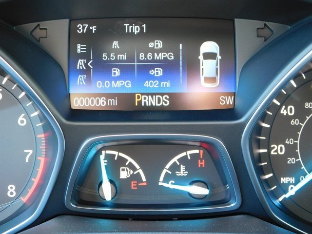 2019 Ford Escape S Automatic 4 Door 2.5L iVCT Engine