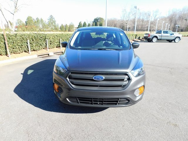 2019 Magnetic Metallic Ford Escape S SUV 4 Door Automatic