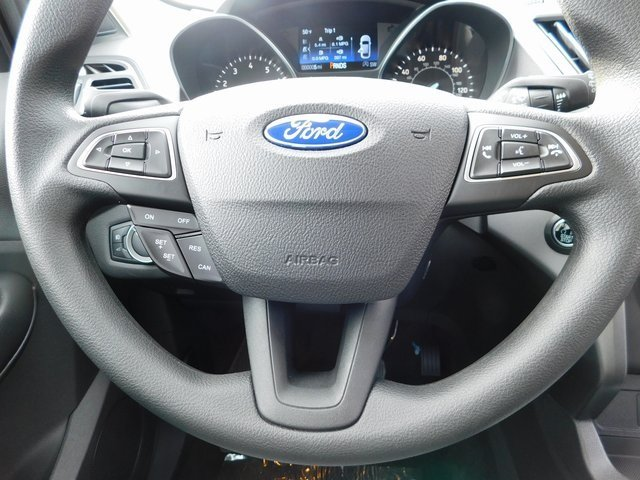 2019 Magnetic Metallic Ford Escape SE EcoBoost 1.5L I4 GTDi DOHC Turbocharged VCT Engine SUV FWD
