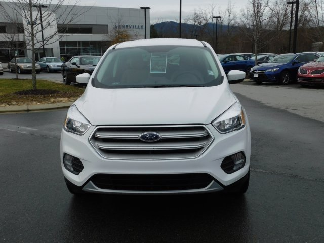 2019 Ford Escape SE SUV EcoBoost 1.5L I4 GTDi DOHC Turbocharged VCT Engine 4 Door