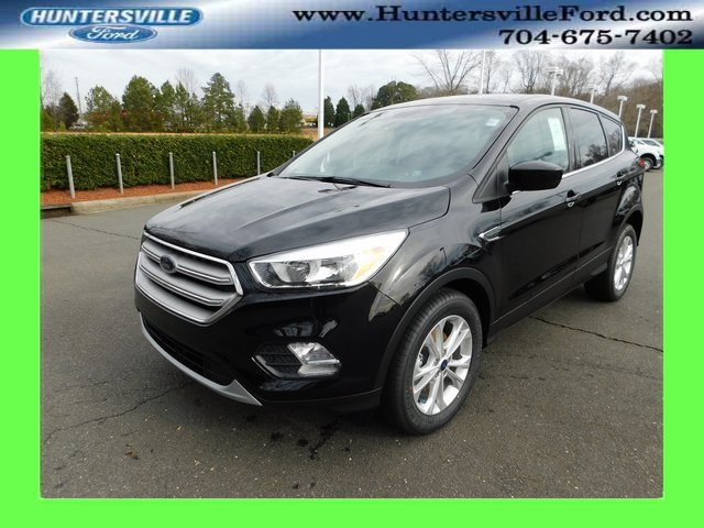 2019 Ford Escape SE EcoBoost 1.5L I4 GTDi DOHC Turbocharged VCT Engine Automatic SUV FWD