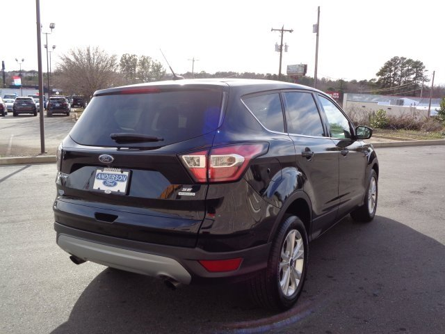 2017 Ford Escape SE Automatic EcoBoost 1.5L I4 GTDi DOHC Turbocharged VCT Engine SUV 4 Door