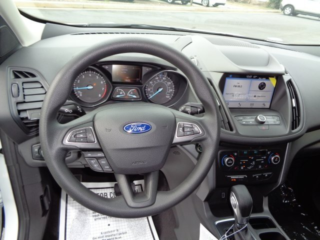 2019 Ford Escape SE FWD 4 Door Automatic EcoBoost 1.5L I4 GTDi DOHC Turbocharged VCT Engine SUV