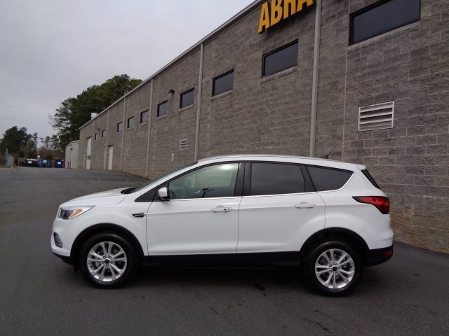 2019 Ford Escape SE FWD Automatic EcoBoost 1.5L I4 GTDi DOHC Turbocharged VCT Engine SUV