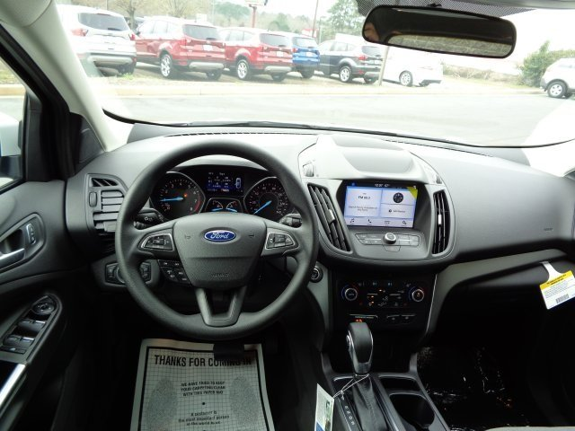 2019 Ford Escape SE EcoBoost 1.5L I4 GTDi DOHC Turbocharged VCT Engine FWD SUV 4 Door