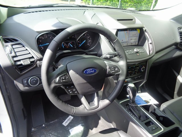 2018 Ford Escape SEL 4 Door FWD Automatic EcoBoost 1.5L I4 GTDi DOHC Turbocharged VCT Engine SUV