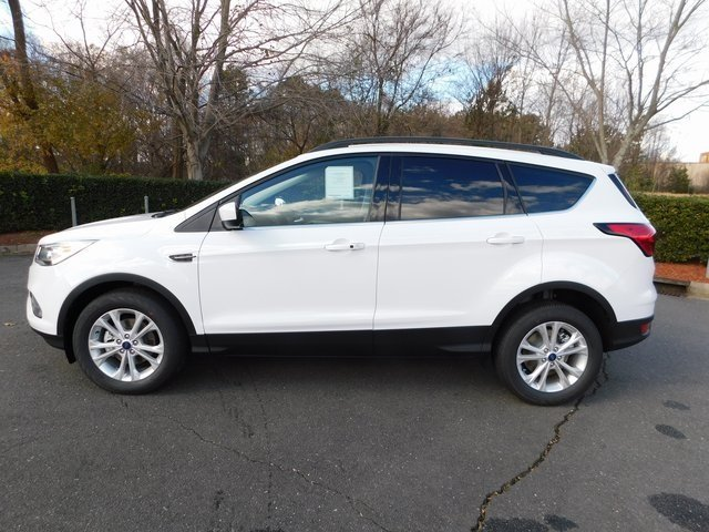 2019 Ford Escape SEL Automatic EcoBoost 1.5L I4 GTDi DOHC Turbocharged VCT Engine SUV FWD 4 Door