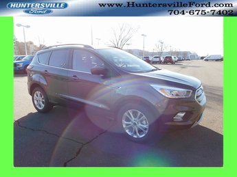 2019 Magnetic Metallic Ford Escape SEL FWD 4 Door SUV EcoBoost 1.5L I4 GTDi DOHC Turbocharged VCT Engine