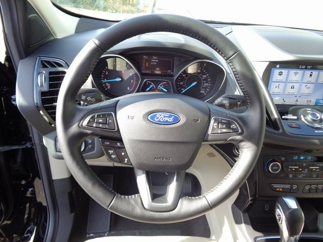 2019 Ford Escape Titanium EcoBoost 2.0L I4 GTDi DOHC Turbocharged VCT Engine 4 Door Automatic SUV FWD