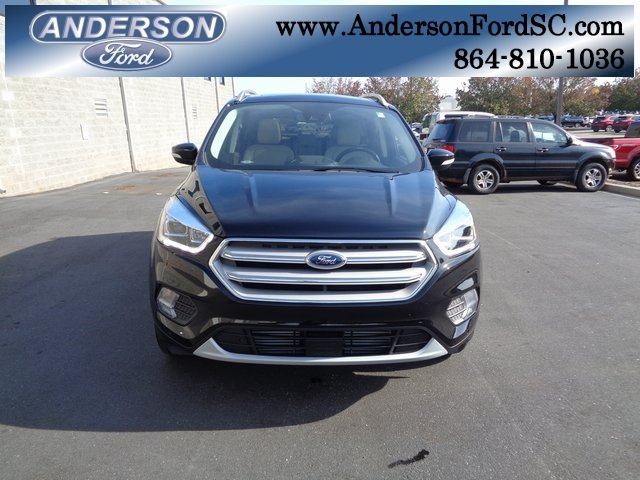 2019 Ford Escape Titanium EcoBoost 2.0L I4 GTDi DOHC Turbocharged VCT Engine Automatic FWD 4 Door SUV