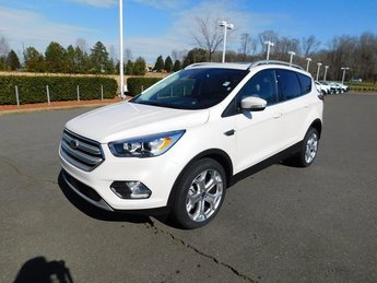 2019 Ford Escape Titanium FWD SUV 4 Door