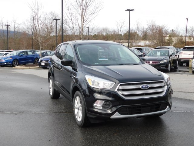 2019 Ford Escape SE 4 Door SUV 4X4 EcoBoost 1.5L I4 GTDi DOHC Turbocharged VCT Engine Automatic