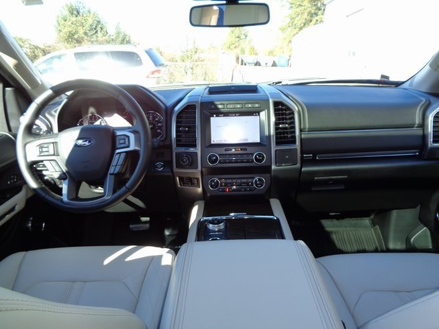 2019 White Metallic Ford Expedition Max Platinum Automatic SUV 4X4