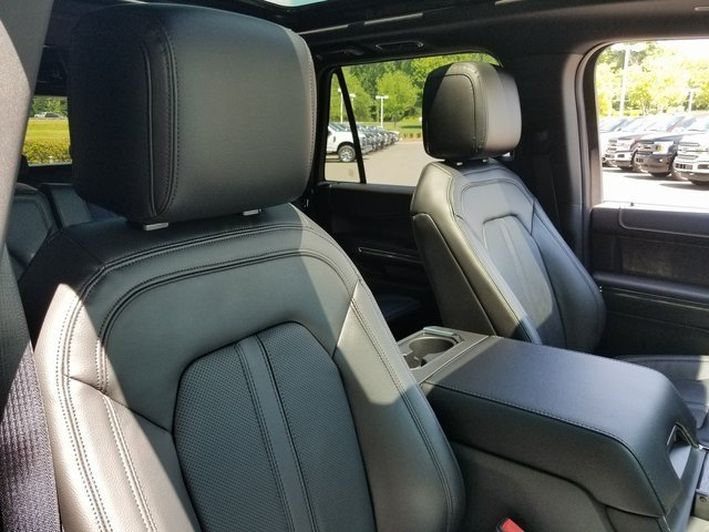 2018 Magnetic Metallic Ford Expedition Limited 4 Door EcoBoost 3.5L V6 GTDi DOHC 24V Twin Turbocharged Engine 4X4 SUV Automatic