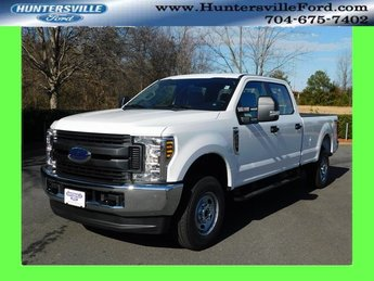 2019 Oxford White Ford Super Duty F-250 SRW XL 4X4 Automatic Truck 6.2L SOHC Engine 4 Door