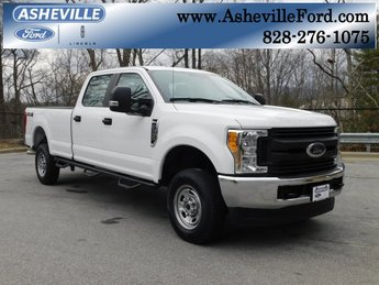 2017 Ford Super Duty F-250 SRW XL Automatic 4 Door 6.2L V8 EFI SOHC 16V Flex Fuel Engine Truck