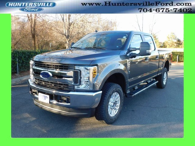 2019 Magnetic Metallic Ford Super Duty F-250 SRW XL Automatic Truck 4X4 6.2L SOHC Engine