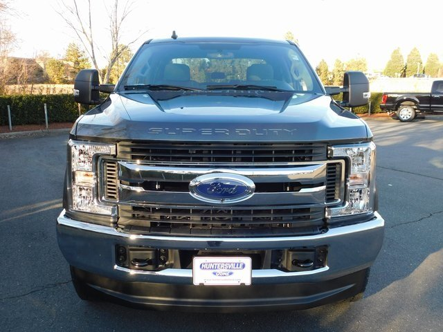 2019 Magnetic Metallic Ford Super Duty F-250 SRW XL 4 Door Automatic Truck 4X4