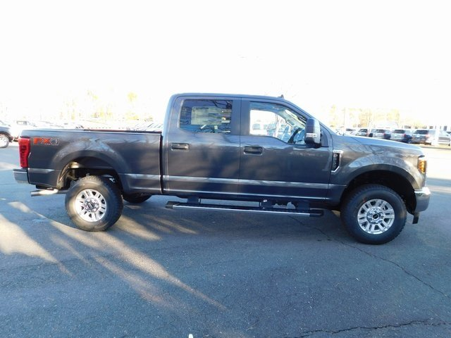 2019 Magnetic Metallic Ford Super Duty F-250 SRW XL Truck 6.2L SOHC Engine 4X4