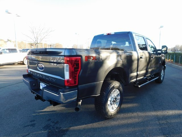 2019 Ford Super Duty F-250 SRW XL 4X4 Automatic Truck 4 Door