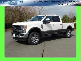 2019 Ford Super Duty F-250 SRW King Ranch 4X4 4 Door Truck Power Stroke 6.7L V8 DI 32V OHV Turbodiesel Engine Automatic