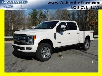 2019 Ford Super Duty F-250 SRW Limited Truck Power Stroke 6.7L V8 DI 32V OHV Turbodiesel Engine 4 Door Automatic 4X4