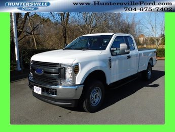 2019 Oxford White Ford Super Duty F-250 SRW XL 4X4 Automatic 4 Door