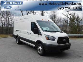 2019 Ford Transit-350 Base 3 Door Automatic Van EcoBoost 3.5L V6 GTDi DOHC 24V Twin Turbocharged Engine RWD