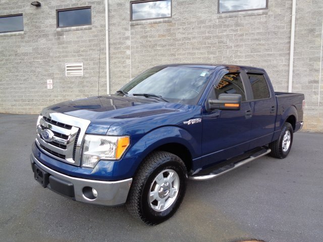 2012 Ford F-150 XLT Truck Automatic 4 Door