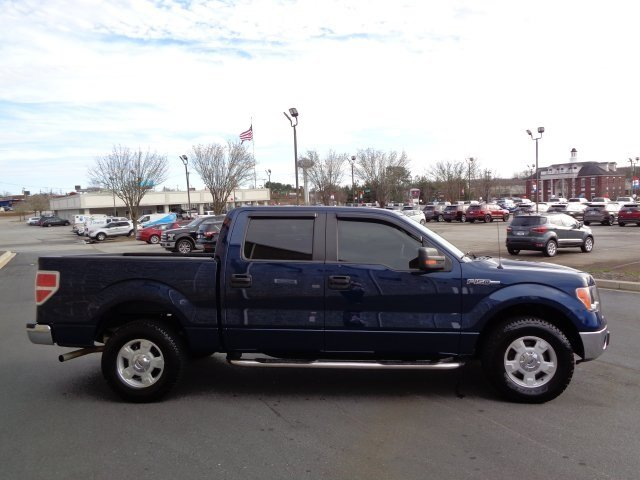 2012 Ford F-150 XLT Automatic 4 Door Truck