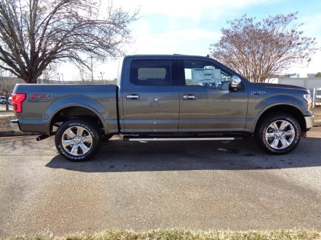 2019 Ford F-150 Lariat 4X4 Truck EcoBoost 3.5L V6 GTDi DOHC 24V Twin Turbocharged Engine Automatic