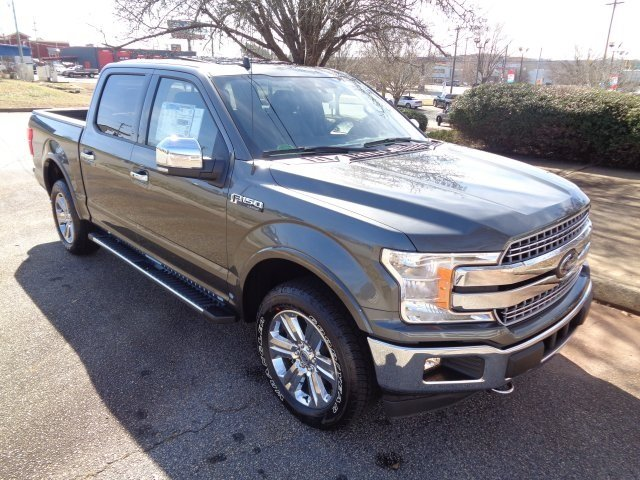 2019 Magnetic Metallic Ford F-150 Lariat Automatic Truck 4 Door 4X4