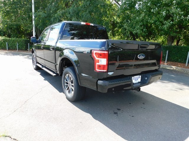 2018 Shadow Black Ford F-150 XLT Truck Automatic 5.0L V8 Ti-VCT Engine