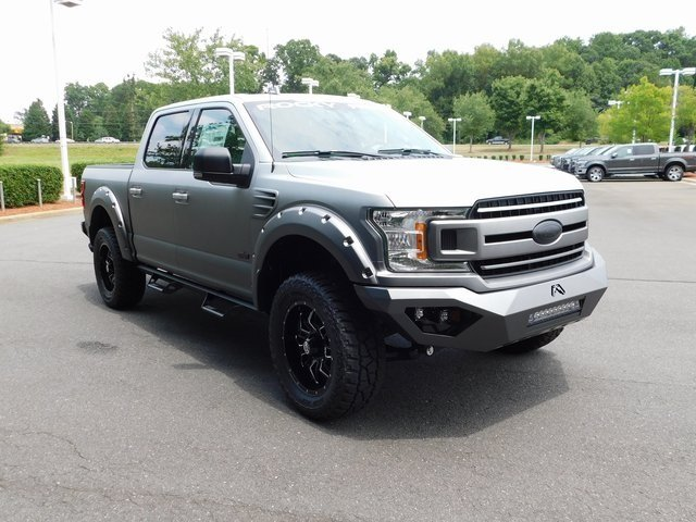 2018 Ford F-150 XLT ROCKY RIDGE STEALTH 2.0 5.0L V8 Ti-VCT Engine Truck 4 Door Automatic 4X4