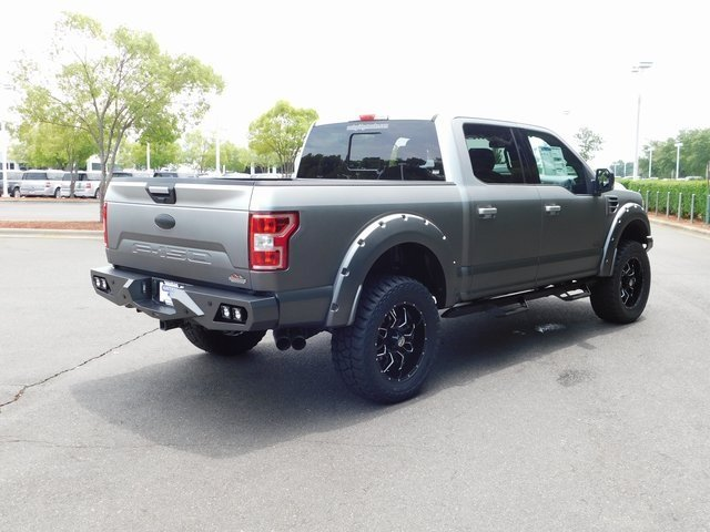 2018 Ford F-150 XLT ROCKY RIDGE STEALTH 2.0 Automatic Truck 5.0L V8 Ti-VCT Engine