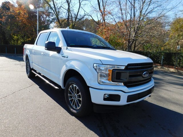 2018 Ford F-150 XLT Truck Automatic 5.0L V8 Ti-VCT Engine 4 Door 4X4