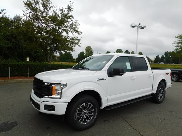 2018 Ford F-150 XLT Automatic 4X4 Truck 4 Door 5.0L V8 Ti-VCT Engine
