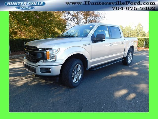 2018 Ford F-150 XLT Truck 4 Door EcoBoost 3.5L V6 GTDi DOHC 24V Twin Turbocharged Engine 4X4