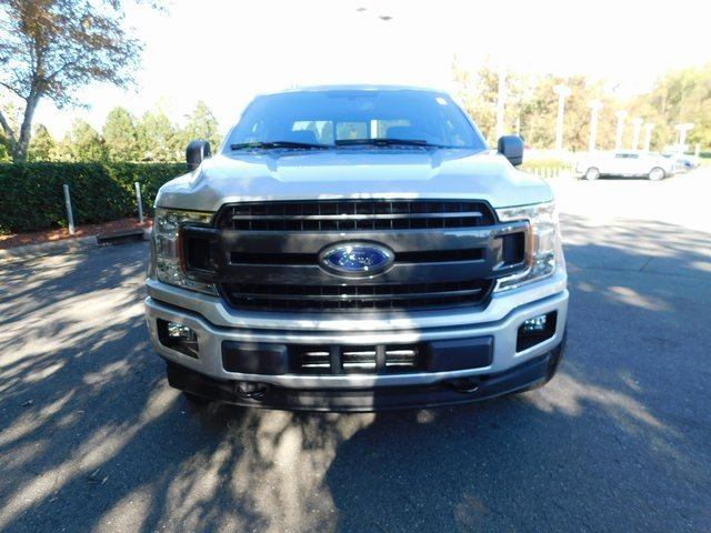 2018 Ford F-150 XLT EcoBoost 3.5L V6 GTDi DOHC 24V Twin Turbocharged Engine 4X4 Automatic 4 Door Truck