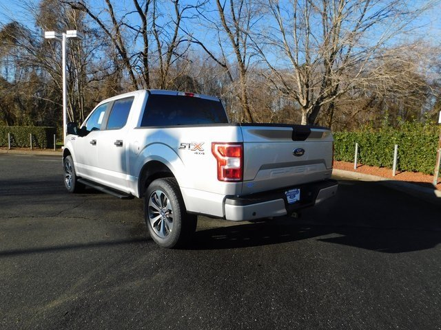 2019 Ford F-150 XL 4X4 Truck 4 Door EcoBoost 2.7L V6 GTDi DOHC 24V Twin Turbocharged Engine Automatic