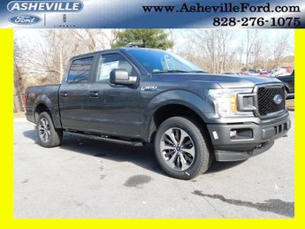 2019 Ford F-150 XL Truck Automatic 4 Door EcoBoost 2.7L V6 GTDi DOHC 24V Twin Turbocharged Engine 4X4
