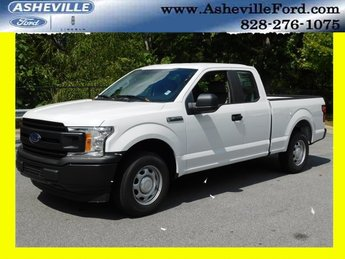2018 Oxford White Ford F-150 XL 3.3L V6 Ti-VCT 24V Engine RWD Automatic