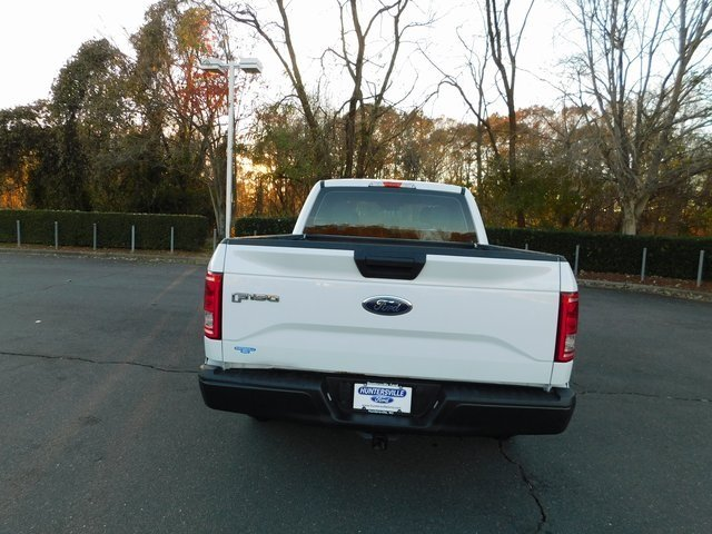 2016 Oxford White Ford F-150 XL 2.7L V6 EcoBoost Engine Automatic RWD