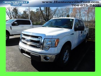 2013 Ford F-150 XLT RWD Automatic 4 Door 5.0L V8 FFV Engine Truck
