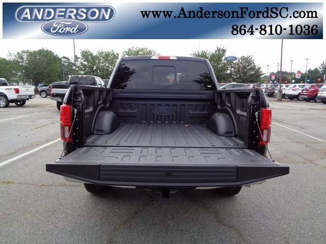 2018 Shadow Black Ford F-150 King Ranch Truck Automatic 4X4 4 Door 3.0L Diesel Turbocharged Engine