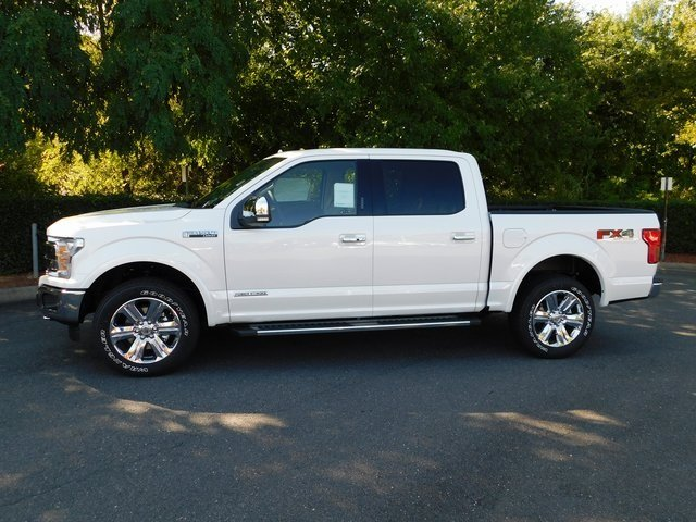 2018 Ford F-150 Lariat 4X4 Automatic 4 Door 3.0L Diesel Turbocharged Engine